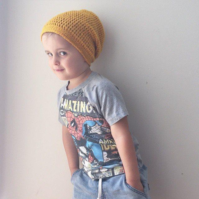 littlefoxcrochet crochet hat