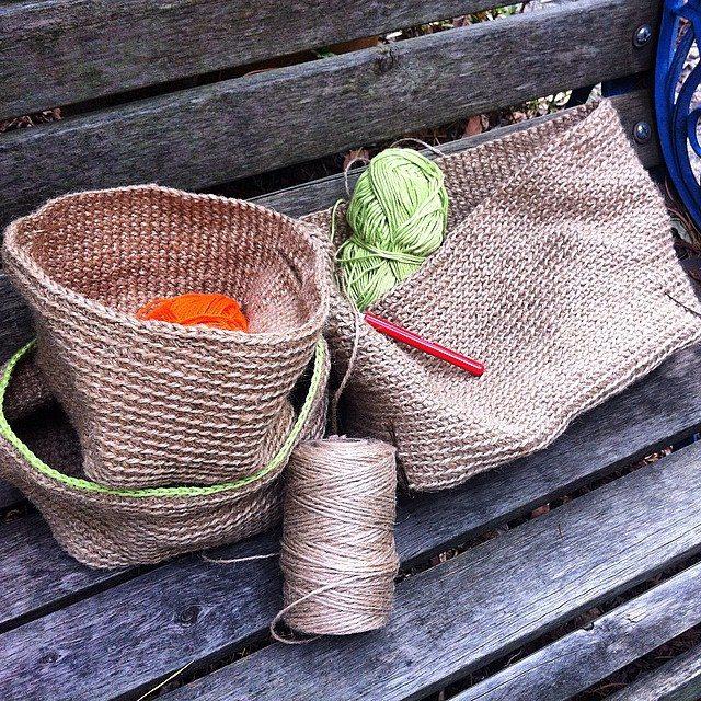 lyndapc crochet twine