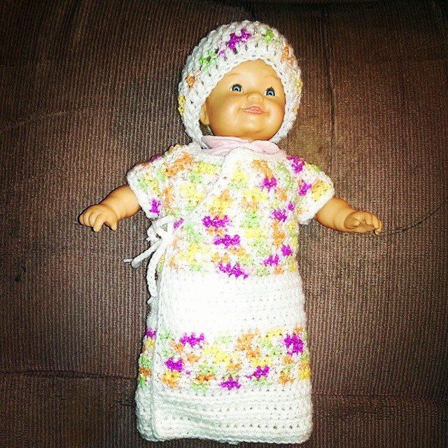 mlissabethgr crochet doll