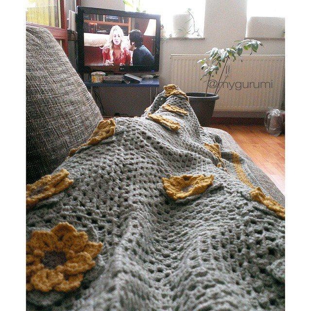 mygurumi crochet blanket