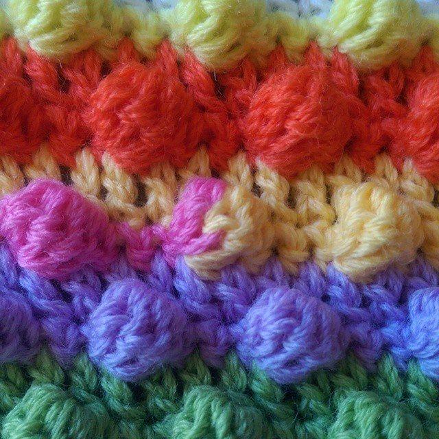 oakherder crochet bobbles
