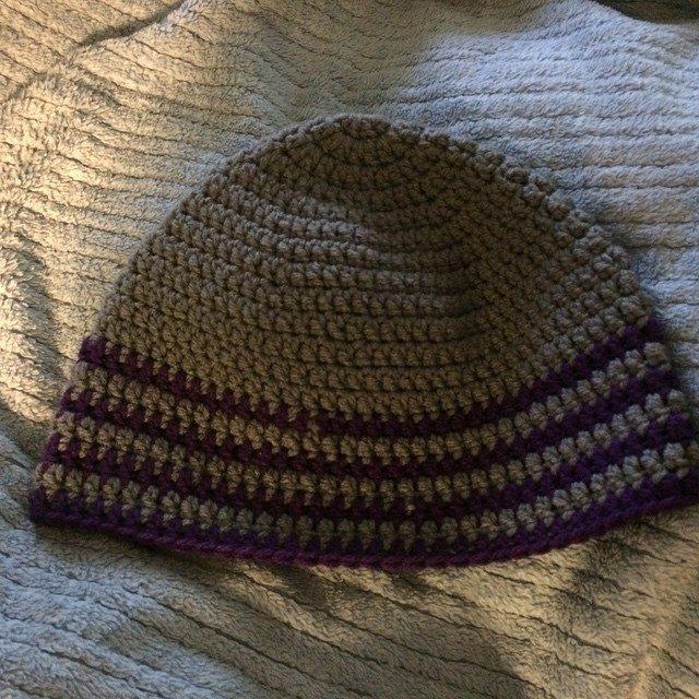 onaturbokick88 crochet hat
