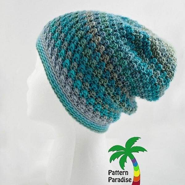 patternparadise crochet hat