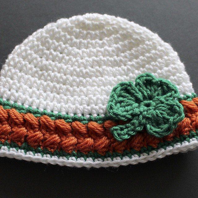 patternparadise crochet st patrick hat