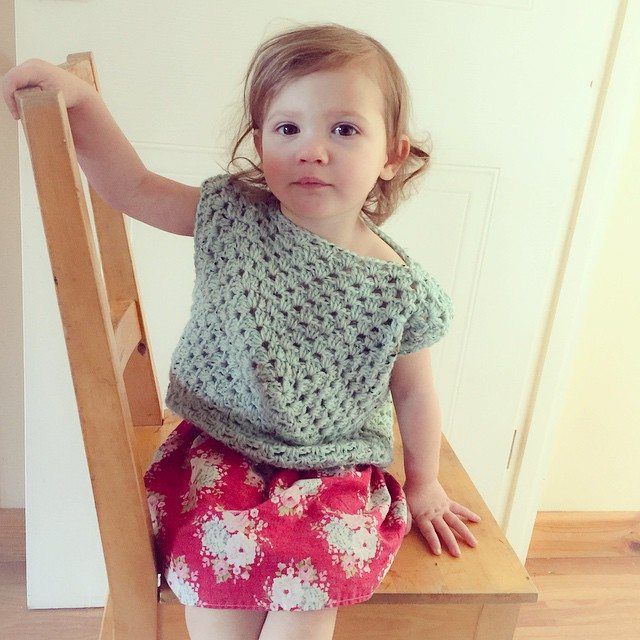 poppymaycreations crochet jumper