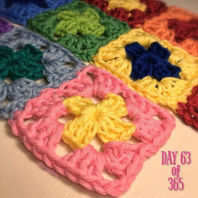 queen_babs crochet squares