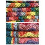 raimarie16 crochet ripple blanket