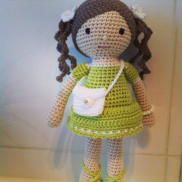 ricepuddingbaby crochet doll