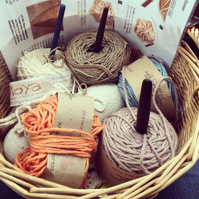 stelcrochet yarn