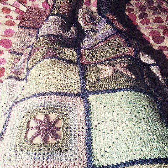 stephaniedavies crochet blankets