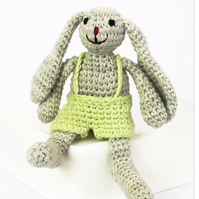 stephaniedavies crochet bunny