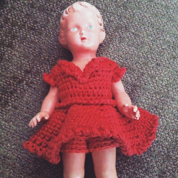 stephaniedavies crochet doll clothes