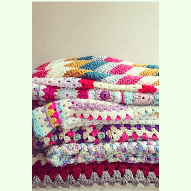 sweet_sharna crochet blankets