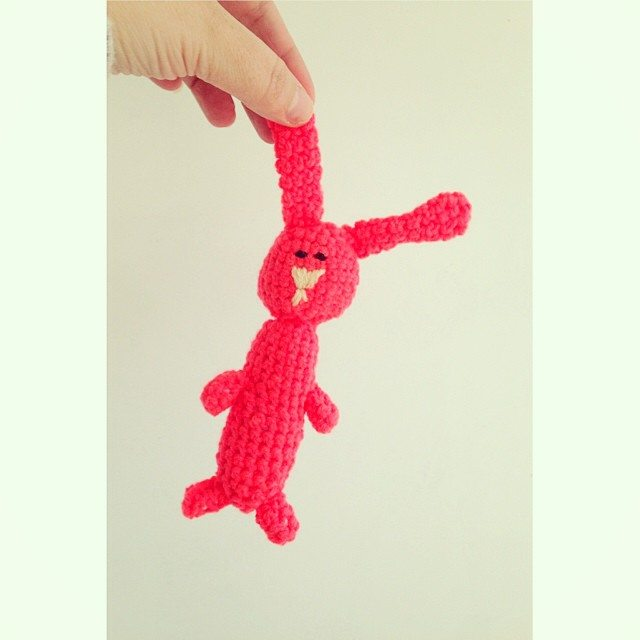 sweet_sharna crochet bunnies