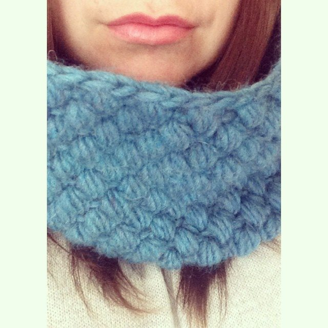 sweet_sharna soft crochet cowl