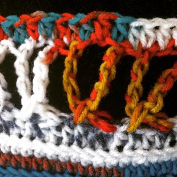 tall crochet stitches