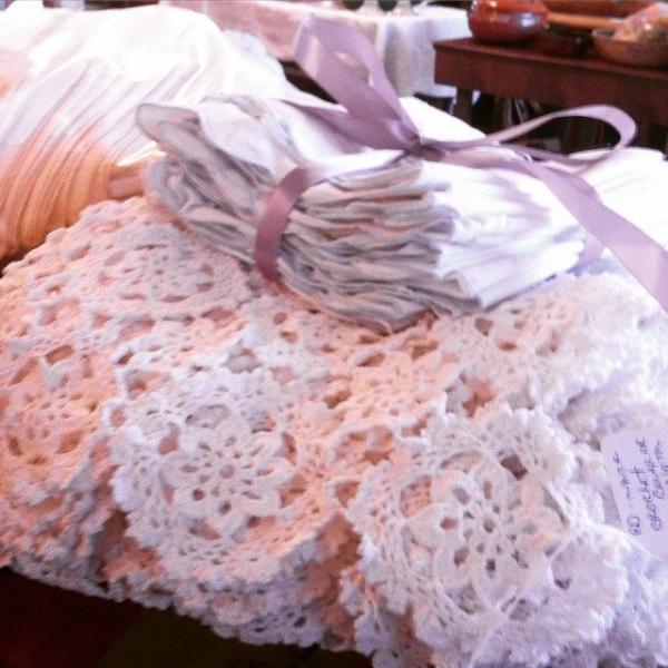 thrift crochet vintage