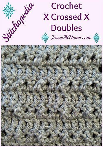Crochet Stitches Advanced : Advanced Crochet Stitches How to crochet : 45+ crochet tutorials for ...
