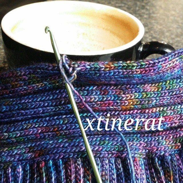 xtinerat crochet yarn