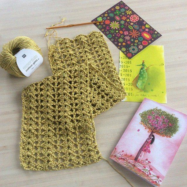 aglaelaser crochet lace