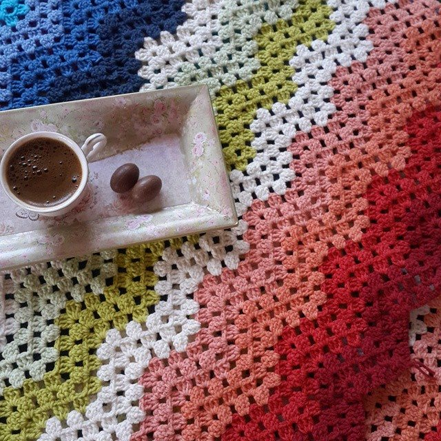 annesurr ripple crochet