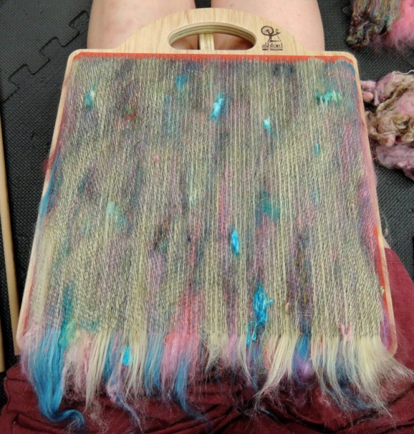 blending board yarn