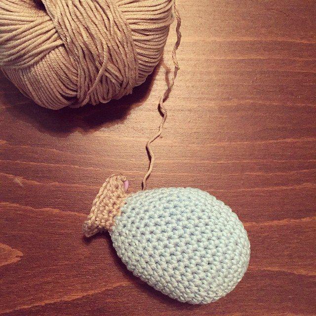 bluebirdsunshine easter crochet