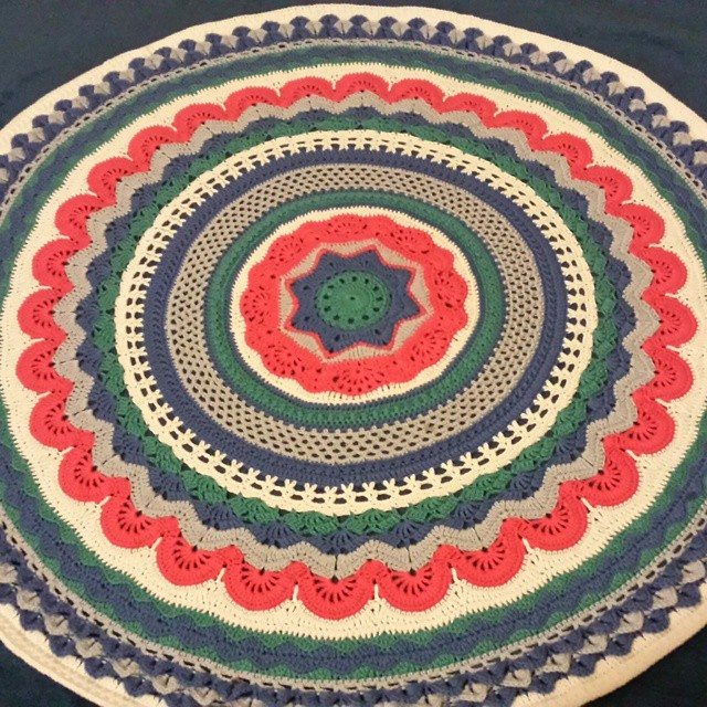 buttermilkcandy crochet circle