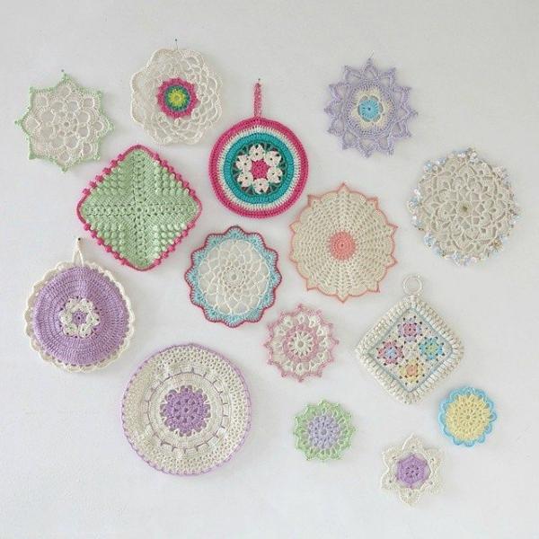 byhaafner crochet potholders