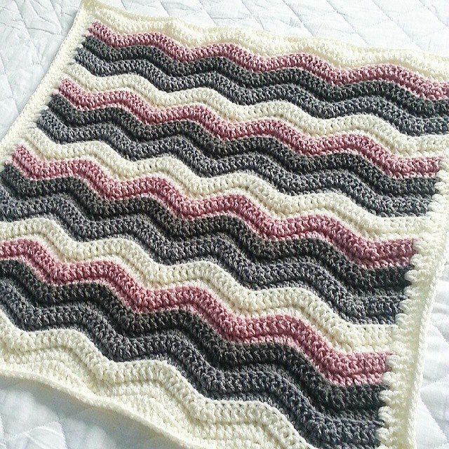 clare_webb13 crochet ripple blankets