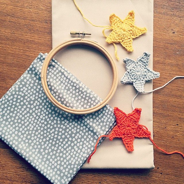 cozamundo crochet stars