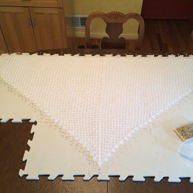 creativedesignsbysheila crochet blocking