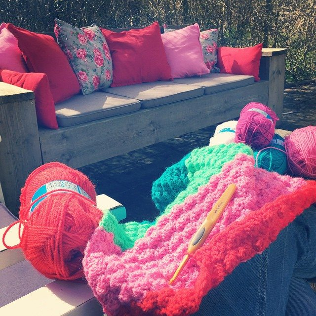 crejatie crochet outdoors