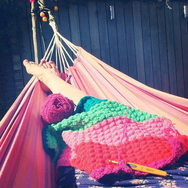 crejatie hammock crochet