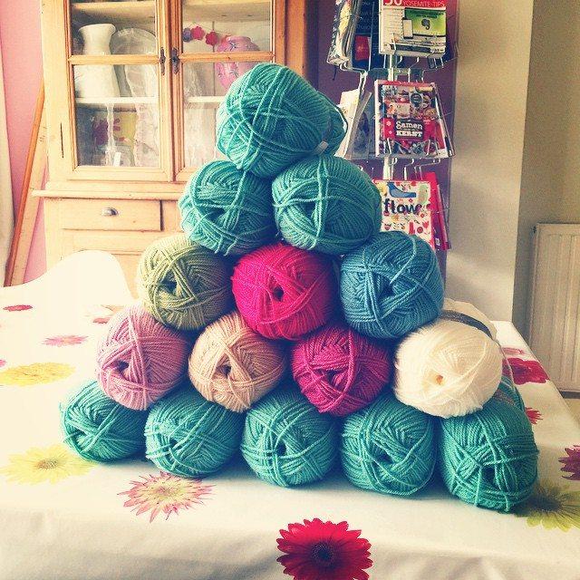 crejatie yarn