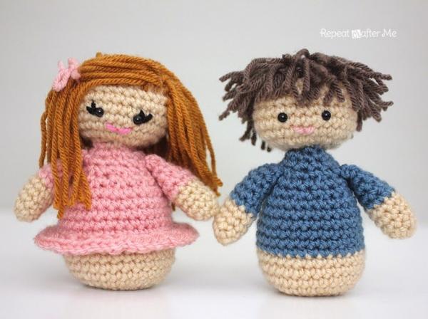 Amigurumi Au Crochet Modele Gratuit : 25 Conseils et nouveaux modeles de Crochet Amigurumi