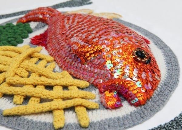 crochet artist kate jenkins