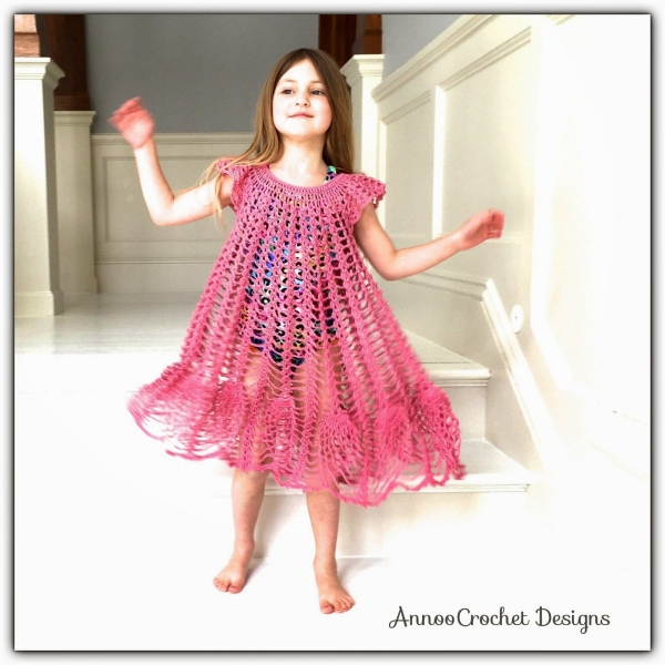 crochet coverup pattern