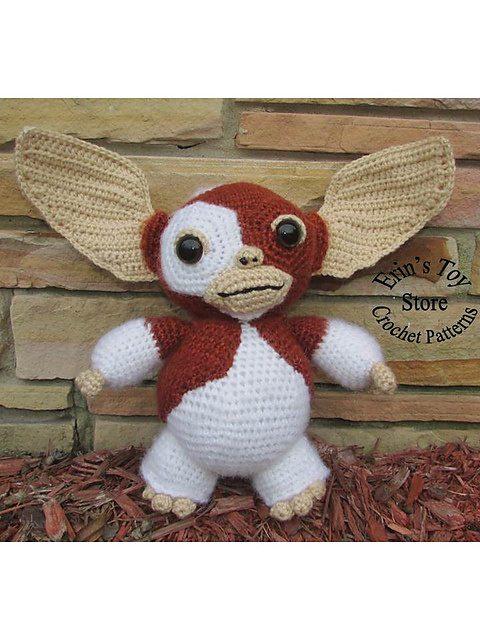 crochet gremlin