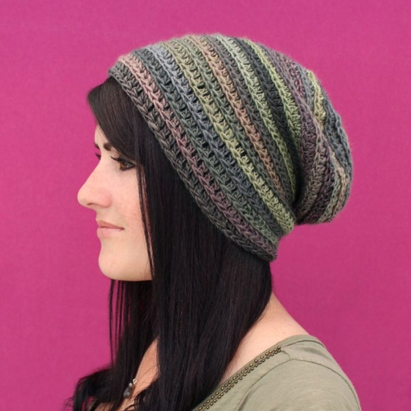 Free Crochet Pattern Link Hat : 16 New Crochet Patterns (Link Love)