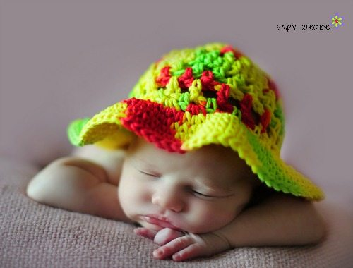 Free Crochet Summer Hat Patterns For Adults : New Crochet Patterns + Tutorials, Art, Fashion and More ...