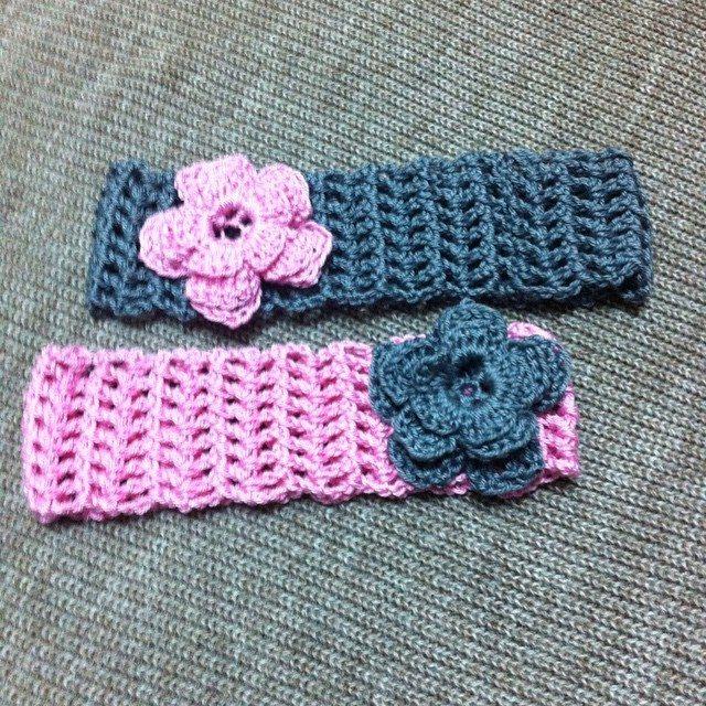 crochet_hj1436 crochet headband