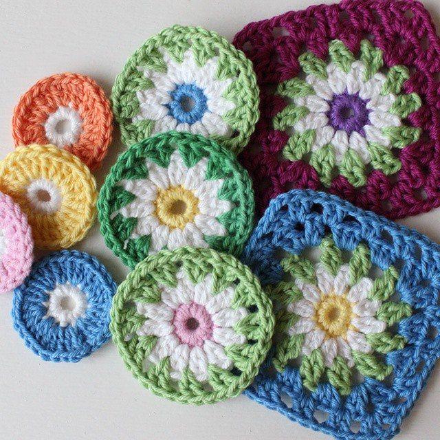 crochetgirl99 crochet motifs