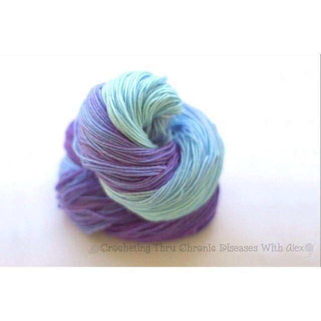 crochetingthruchronicdiseases yarn