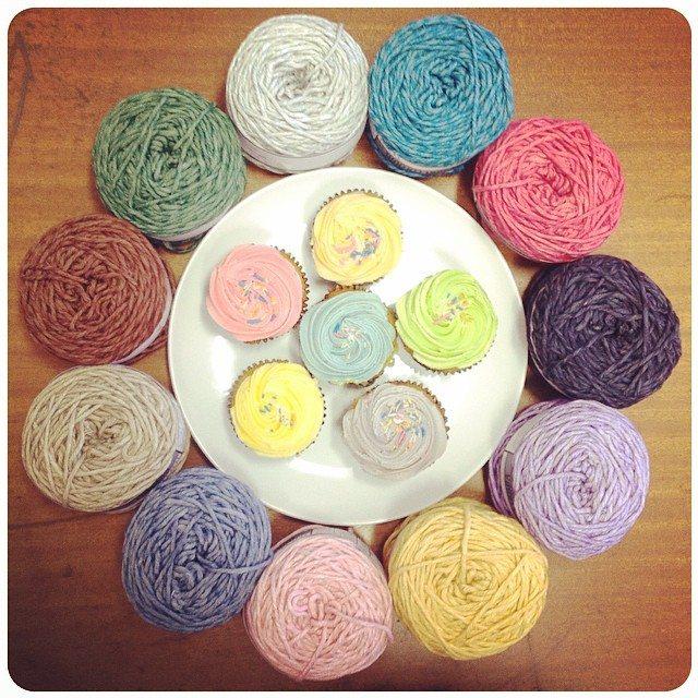 crochetinpaternoster yummy yarn