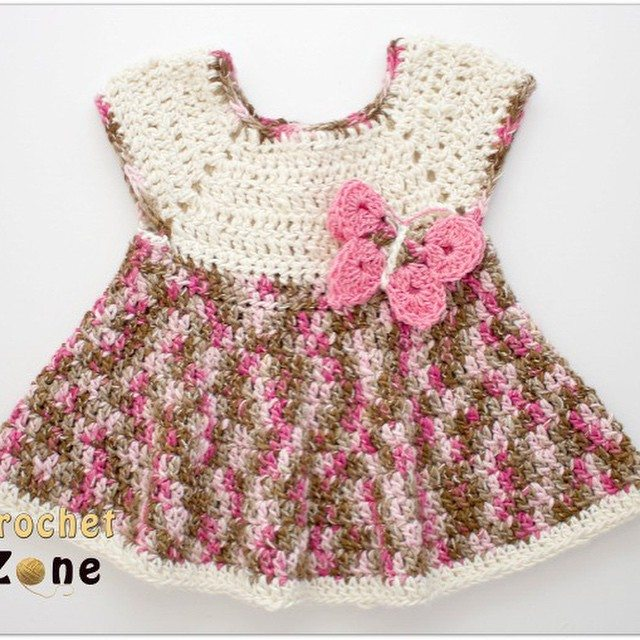 Crochet Patterns Free Dress : 100 Unique Crochet Dresses