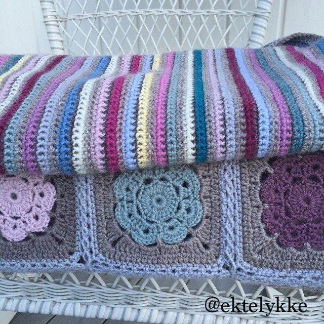 ektelykke crochet blankets