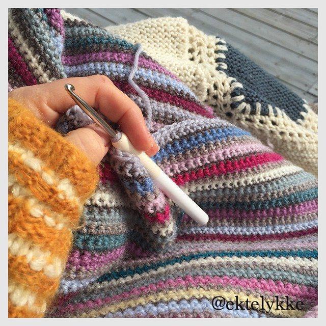 ektelykke crochet hook