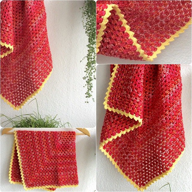 elisabethandree crochet blanket