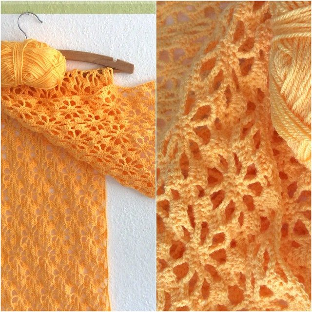 elisabethandree crochet spider stitch